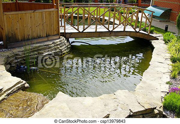 jardin - csp13979843
