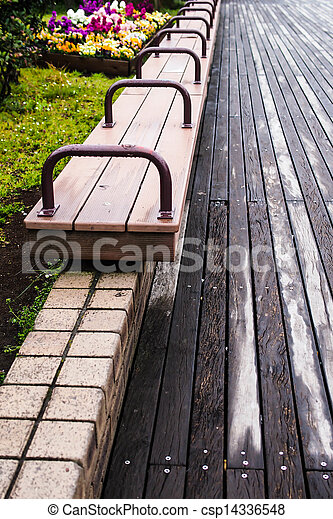 jardin - csp14336548
