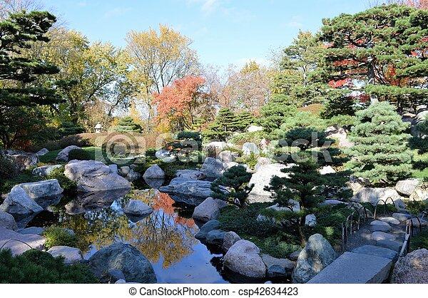 jardin - csp42634423