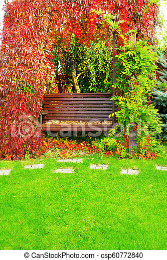 jardin - csp60772840