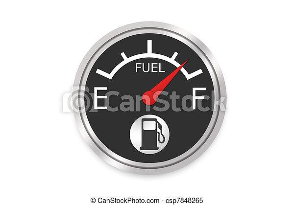 jauge, combustible - csp7848265