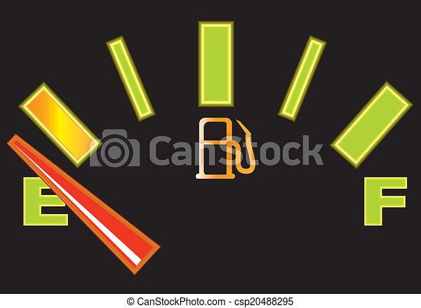 jauge, combustible - csp20488295
