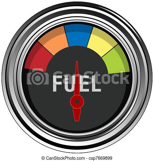 jauge, combustible - csp7669899
