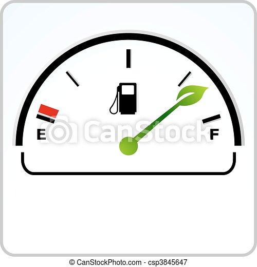 jauge, combustible - csp3845647