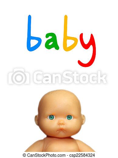 jouet bébé - csp22584324