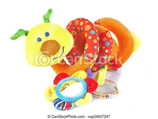 jouet bébé - csp24647247