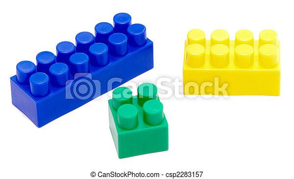 jouet, bloc - csp2283157