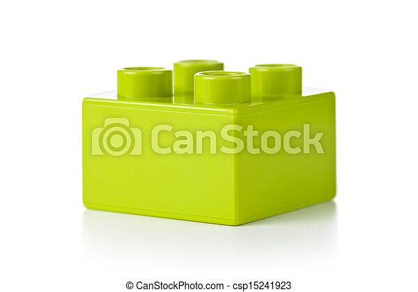 jouet, bloc - csp15241923