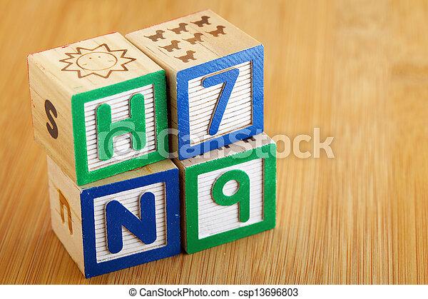 jouet, h7n9, bloc - csp13696803