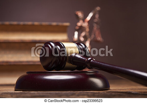 justice!, maillet - csp23399523