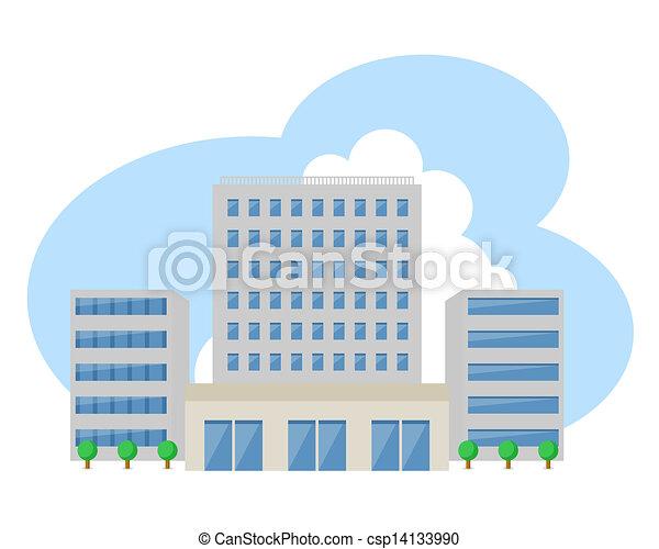 laboratoire, hôpital, / - csp14133990