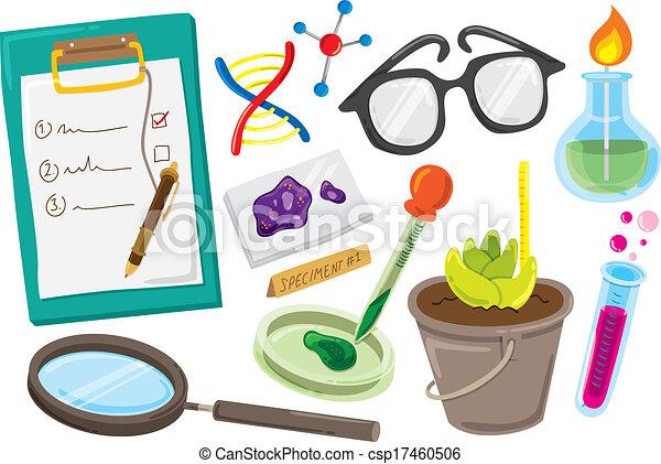 laboratoires, expérience - csp17460506