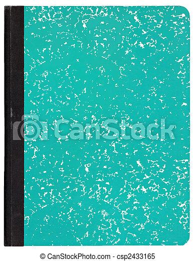 livre, composition - csp2433165