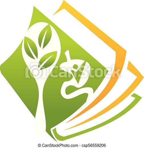 livre, santé - csp56559206