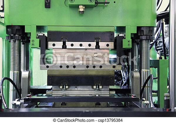 lourd, industrie - csp13795384