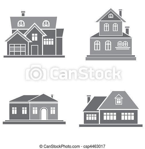 maisons - csp4463017
