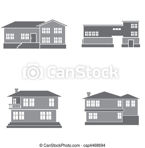 maisons - csp4468694