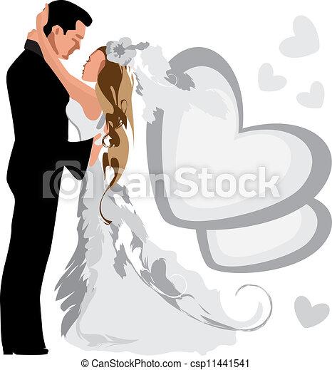 marriage., wedding. - csp11441541
