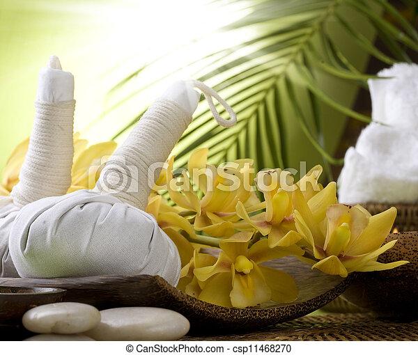 masage, spa - csp11468270