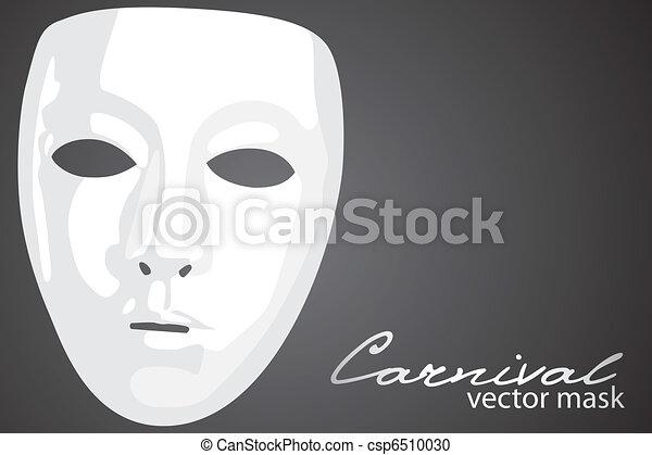 masque, carnaval - csp6510030