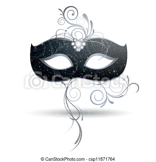 masque vénitien - csp11871764