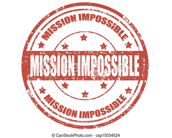 mission, impossible-stamp - csp15034524