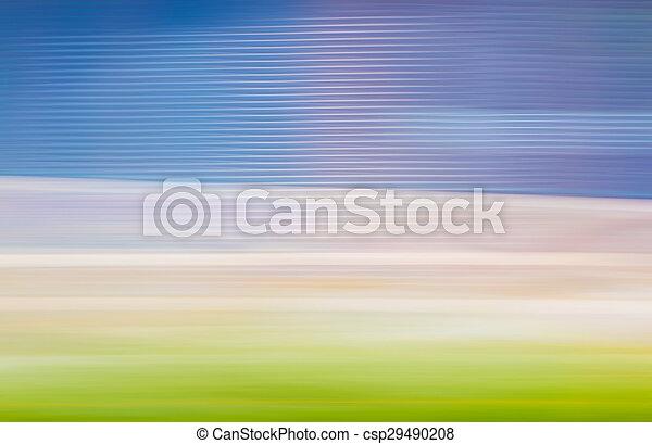 mouvement, coloré, fond, barbouillage - csp29490208
