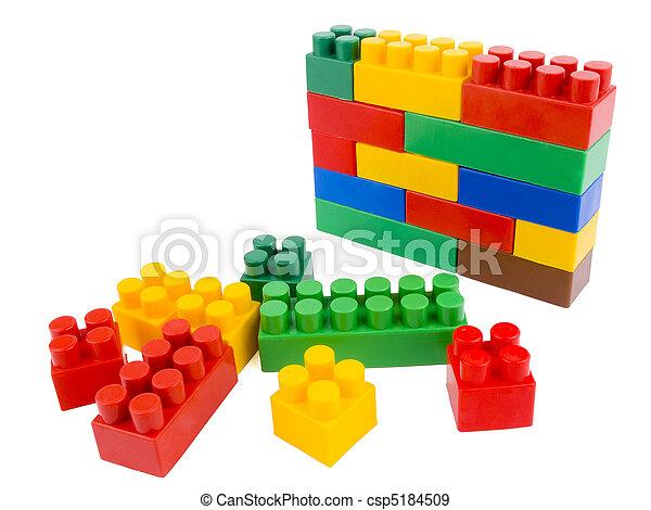 mur, brique - csp5184509