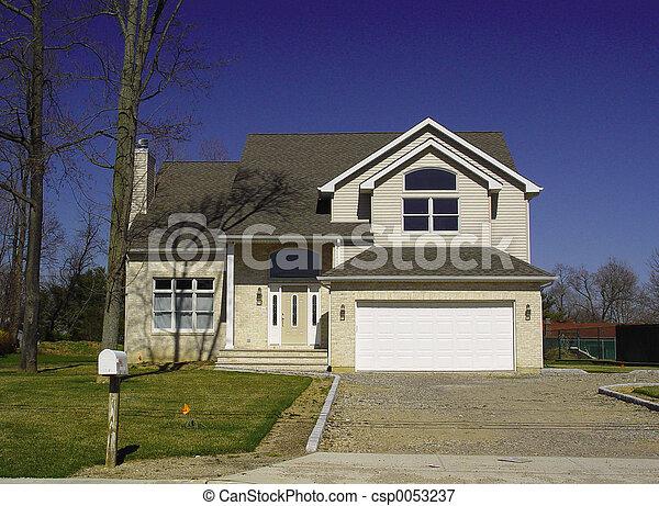 nouvelle maison - csp0053237