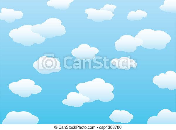 nuages - csp4383780