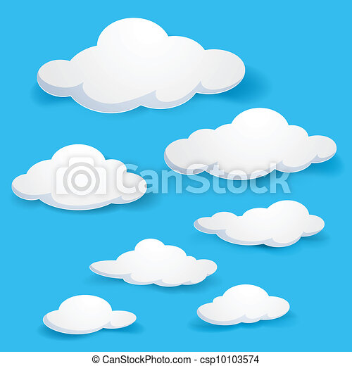 nuages - csp10103574