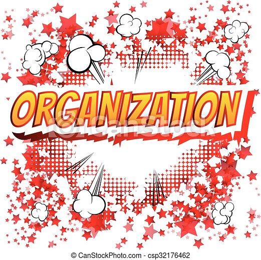 organisation - csp32176462