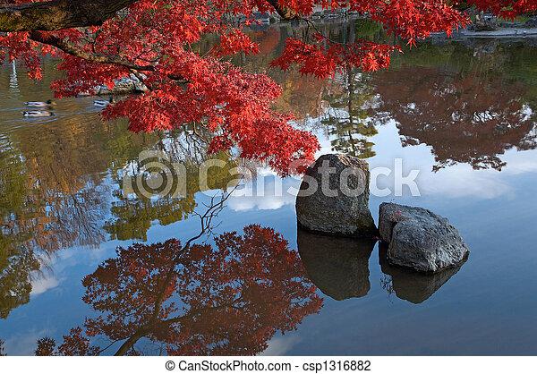 oriental, paysage - csp1316882