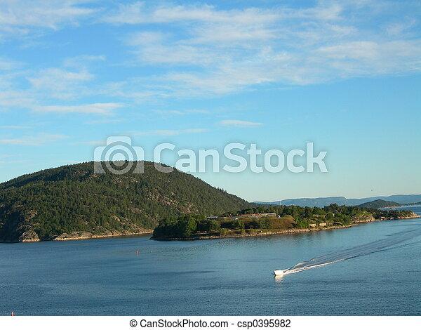 oslofjord - csp0395982