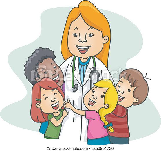 pédiatre - csp8951736