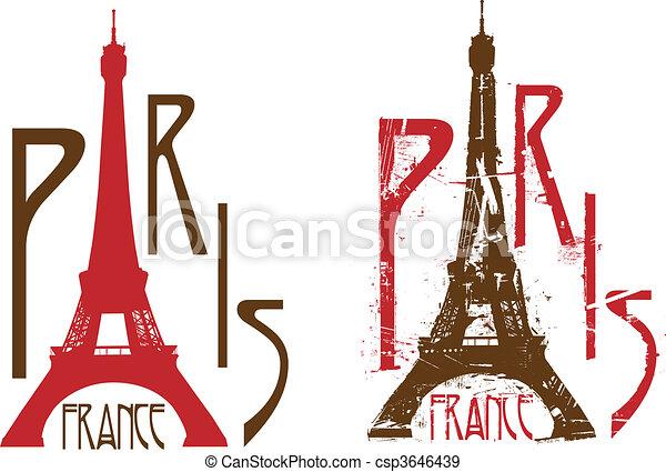 paris - csp3646439