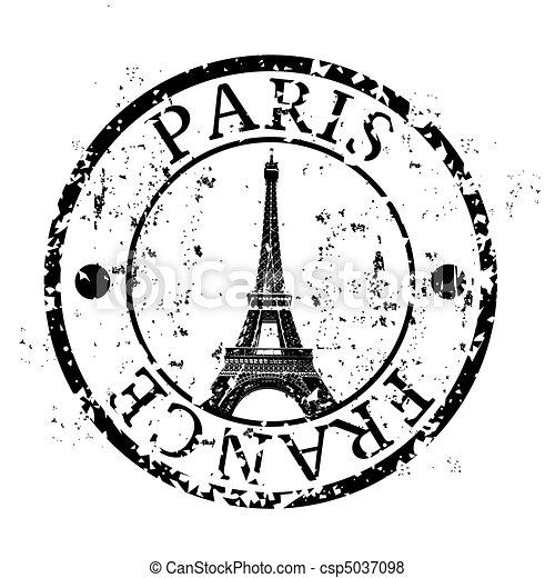 paris - csp5037098
