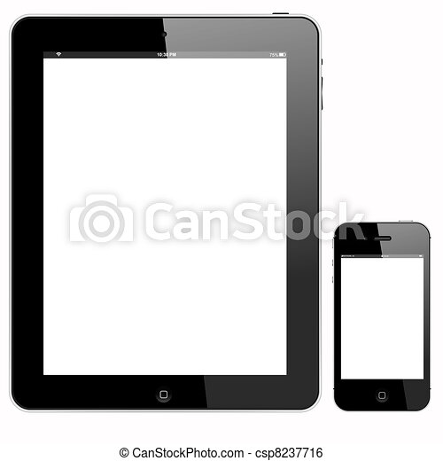 pc, smartphone, tablette - csp8237716