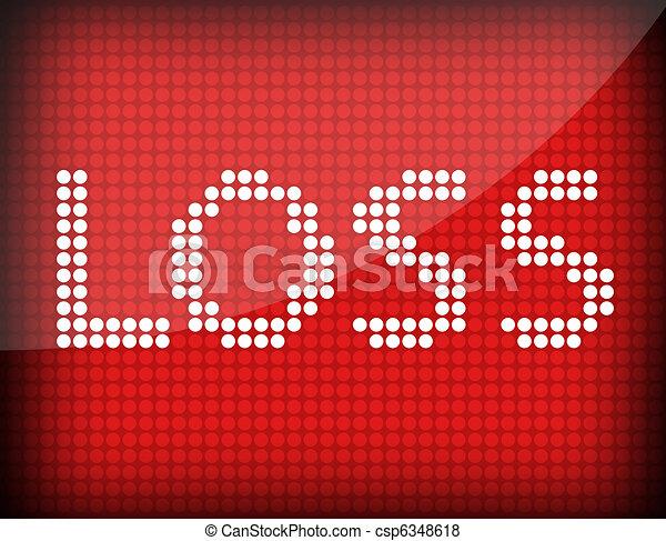 perte - csp6348618
