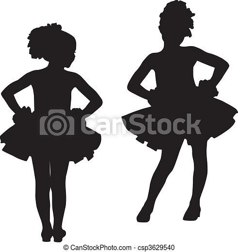 petit, ballerines - csp3629540