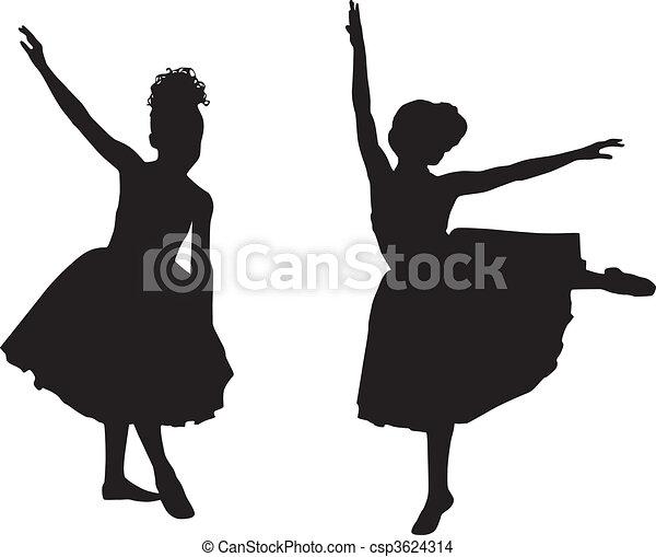 petit, ballerines - csp3624314