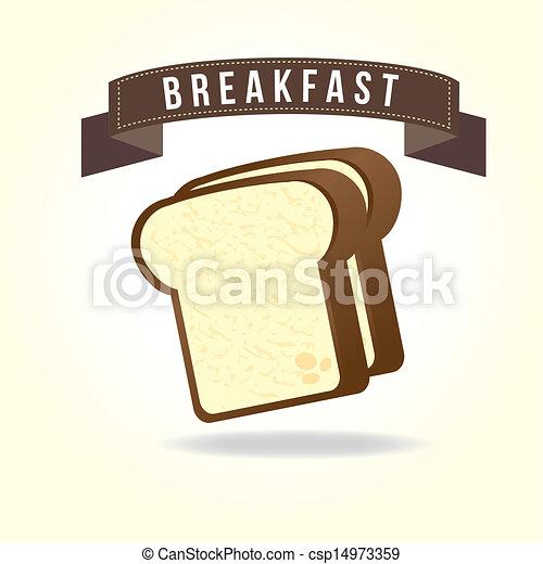 petit déjeuner - csp14973359