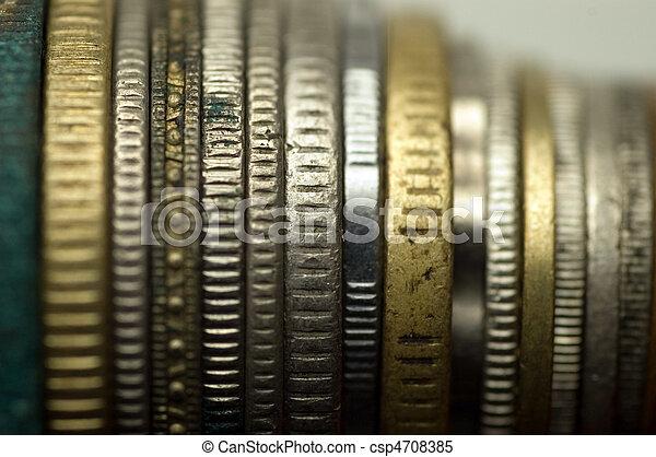 pièces, côté - csp4708385