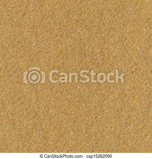 plage sable, seamless, surface, texture. - csp15262090