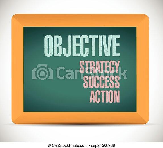planche, étapes, objectif - csp24506989
