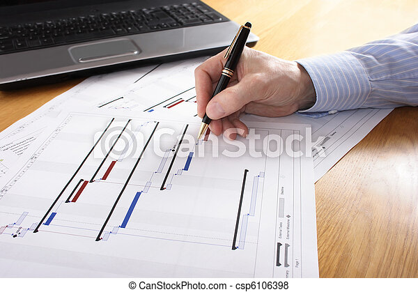 planification projet - csp6106398