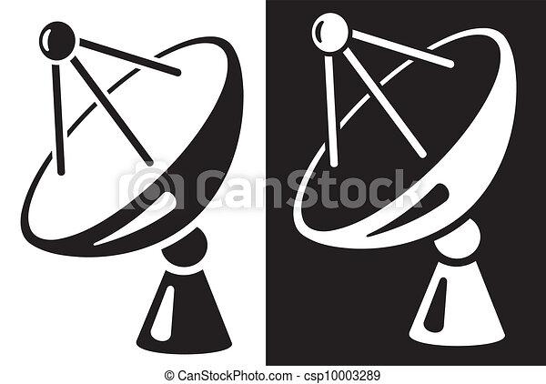plat, satellite - csp10003289