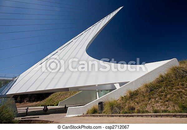 pont, cadran solaire - csp2712067