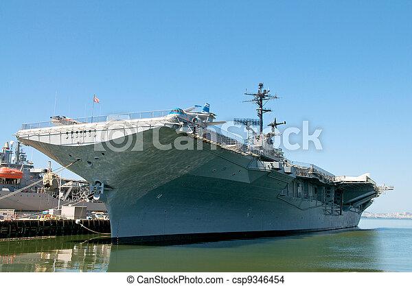 porte-avions - csp9346454