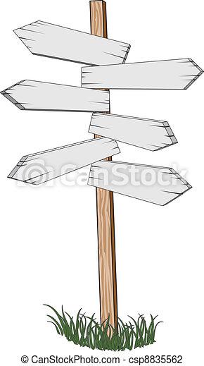 poste, signe - csp8835562